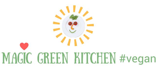Magic Green Kitchen